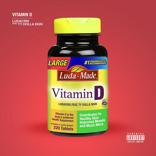 Ludacris featuring Ty Dolla $ign - Vitamin D (Audio)