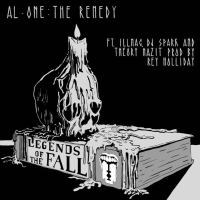 Peep the lyricism on 'Legends of The Fall' from Al-One ft. illmaculate & Theory Hazit