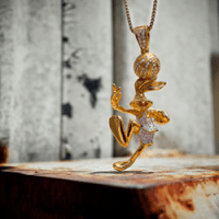 King Ice & Warner Bros. Launch Space Jam inspired Jewelry Line