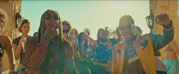 Wiz Khalifa featuring Ty Dolla $ign - Something New (Video)