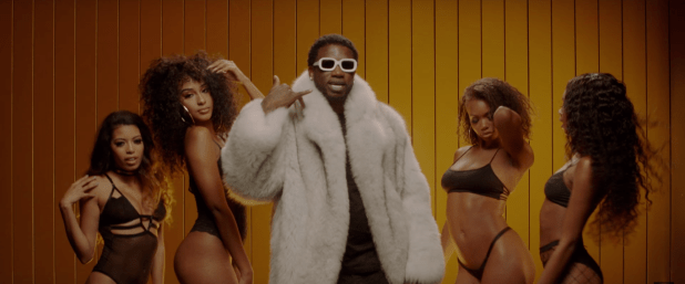 Gucci Mane featuring Ty Dolla $ign - Enormous (Music Video)