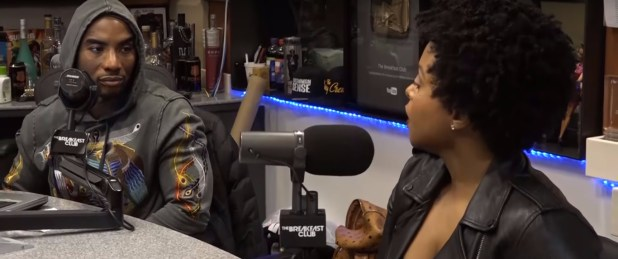 Chrisette Michele Addresses Miscarriage & Trump's Inauguration on The Breakfast Club