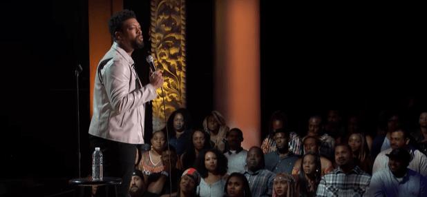 Russell Simmons' All Def Comedy Teaser Trailer ft. DeRay Davis