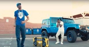 Snoop Dogg featuring HaHaDavis - Dis Finna Be A Breeze (Video)