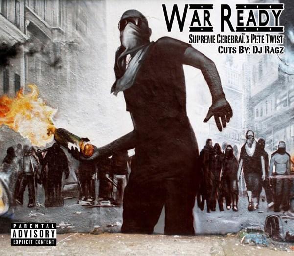 Supreme Cerebral - War Ready (Audio)