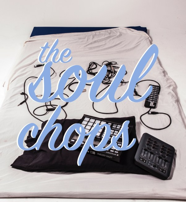 Theory Hazit - The Soul Chops (Instrumental Album)
