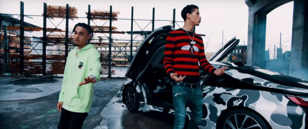 wifisfuneral featuring Jay Critch & Fatboy SSE - Knots (Video)