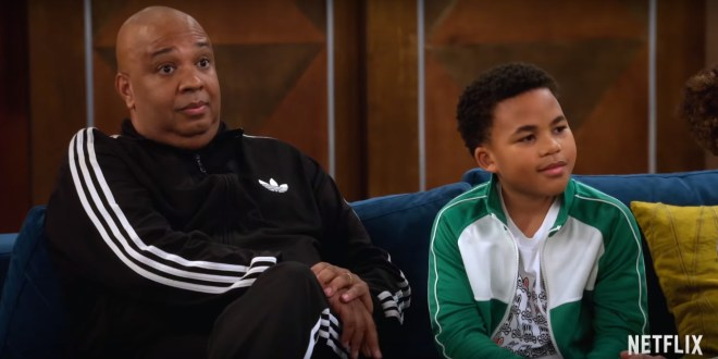 Watch the trailer for Rev Run's new Netflix sitcom 'All About the Washingtons'