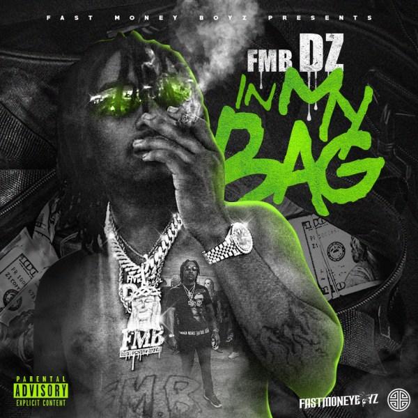 FMB DZ featuring E-40 - Lit (Audio)