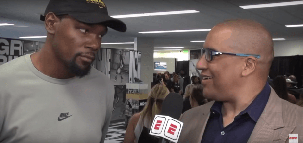Kevin Durant speaks on Demarcus Cousins backlash and more