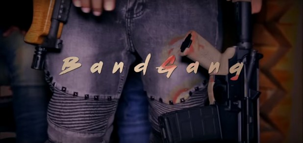 BandGang - G.A.N.G. (Got A New Gun) (Video)