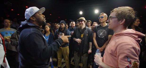 Battle Rap: Chilla Jones vs Illipsis (Video)