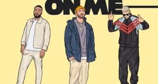GASHI featuring French Montana & DJ Snake - Creep On Me (Audio)