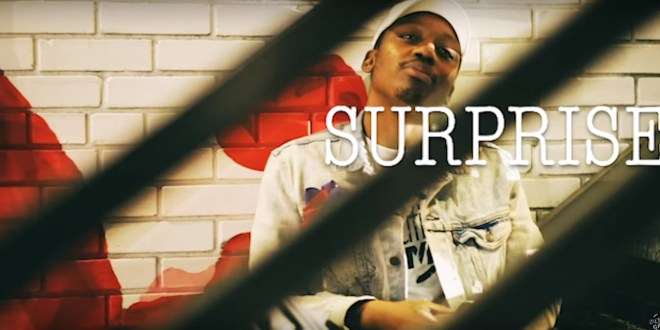 Mark Steele (As Seen on ESPN) releases his new video 'Surprise'