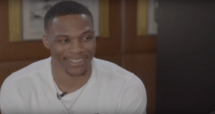 Russell Westbrook on Paul George's return, fashion inspirations (Video)