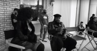 Wale -The Making Of Black Bonnie (Video)