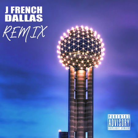J French featuring Flower Child - Dallas Remix (Audio)