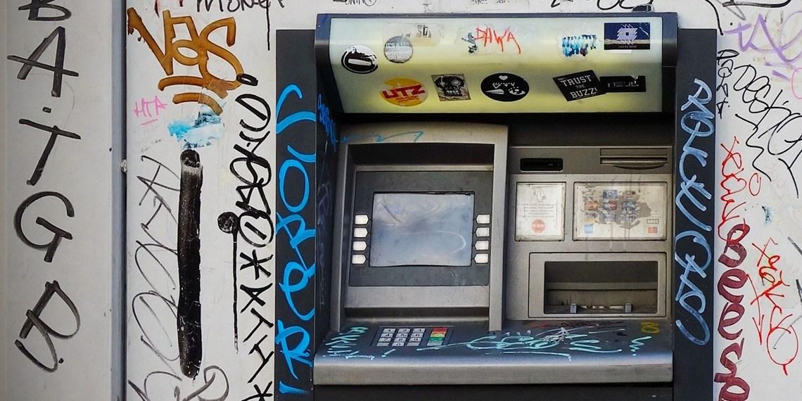 World's First GOLD ATM Machine