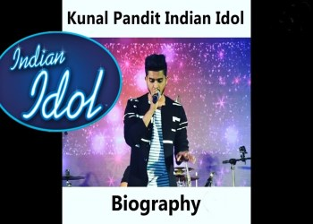 Kunal Pandit Singer Indian Idol