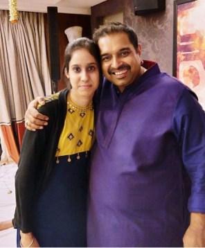 Rajvinder Kaur with Shankar Mahadevan