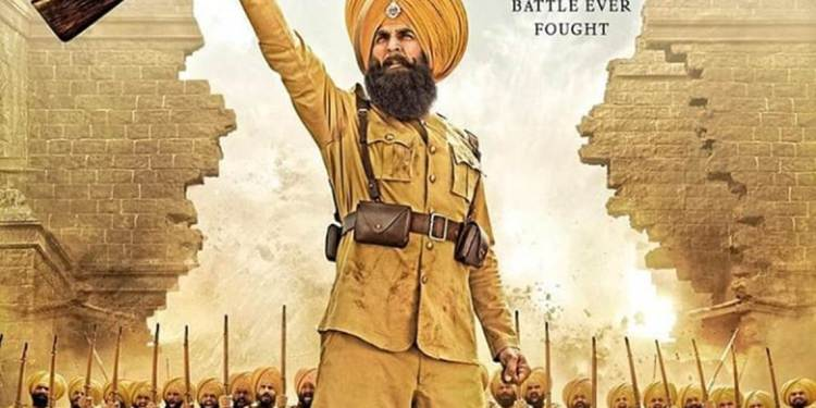 Kesari Official Trailer Out Now