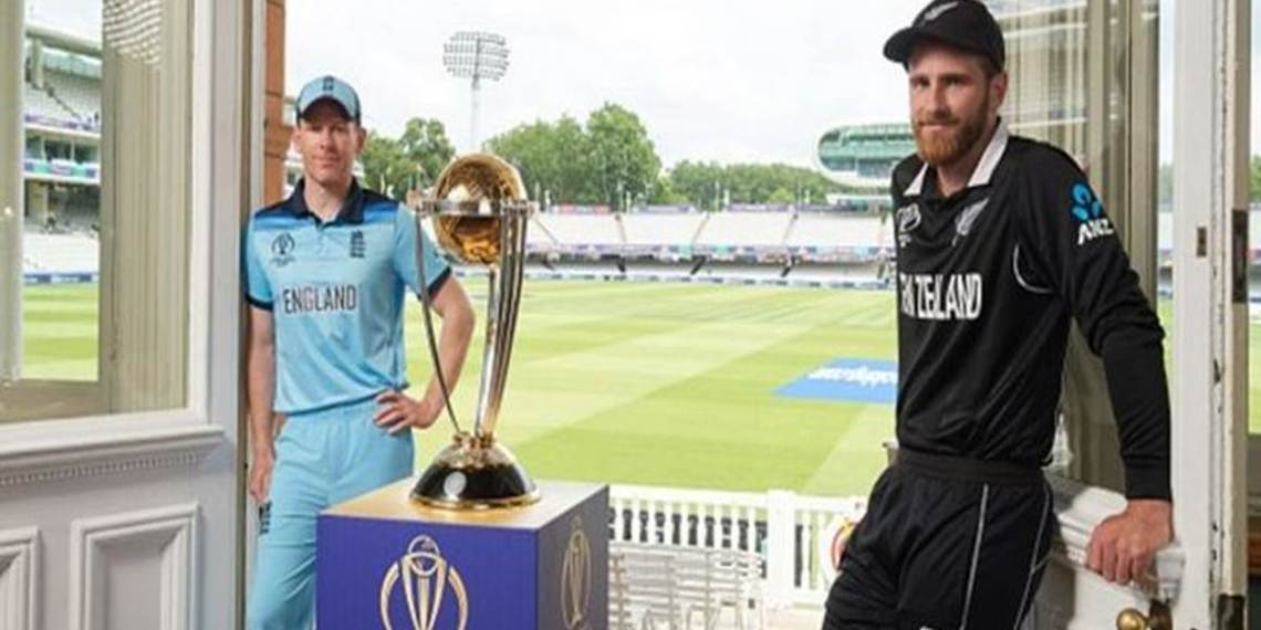 Cricket World Cup 2019 Winner