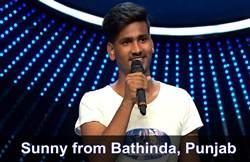 Sunny Indian Idol 11