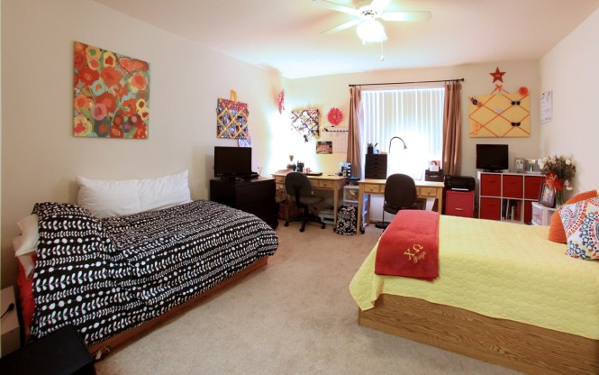 The Average College Student Is Spending A Record 907 On Dorm Decor