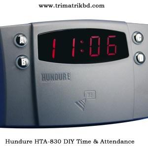 Hundure HTA-830 DIY Time & Attendance