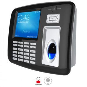 OA1000 URU ProMultimedia Fingerprint RFID Terminal Anviz W1 Colour Screen Fingerprint & RFID Clocking in Machine