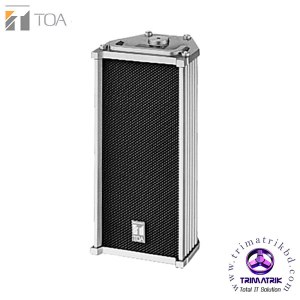 TOA TZ105 Column Speaker Bangladesh Trimatrik ITC T-774S New Trend ABS 30W 4 inch Outdoor Wall Speaker PA