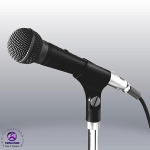 TOA DM 1300 Microphone Bangladesh ITC T-521F VHF Wireless Microphone (Hand+Lapel)
