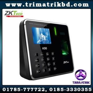 ZKTeco K50A Bangladesh ZKTeco BD ZKTeco K50 ZKTeco BD