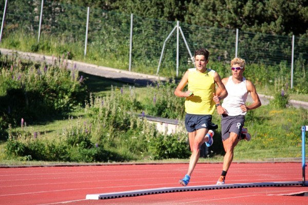 Environment- Training with David Hauss in Font Romeu