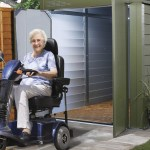 Mobility Scooter Garages And Sheds Trimetals