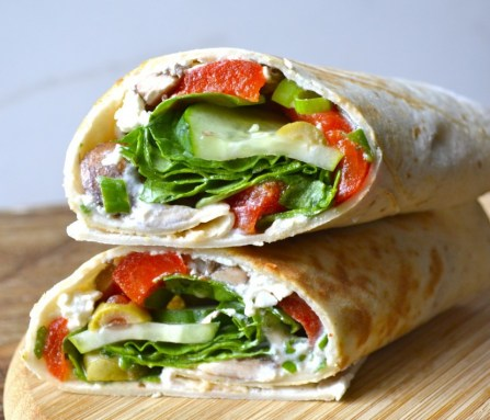 10 Delicious Healthy Wraps For Weight Loss Tub Of Cash
