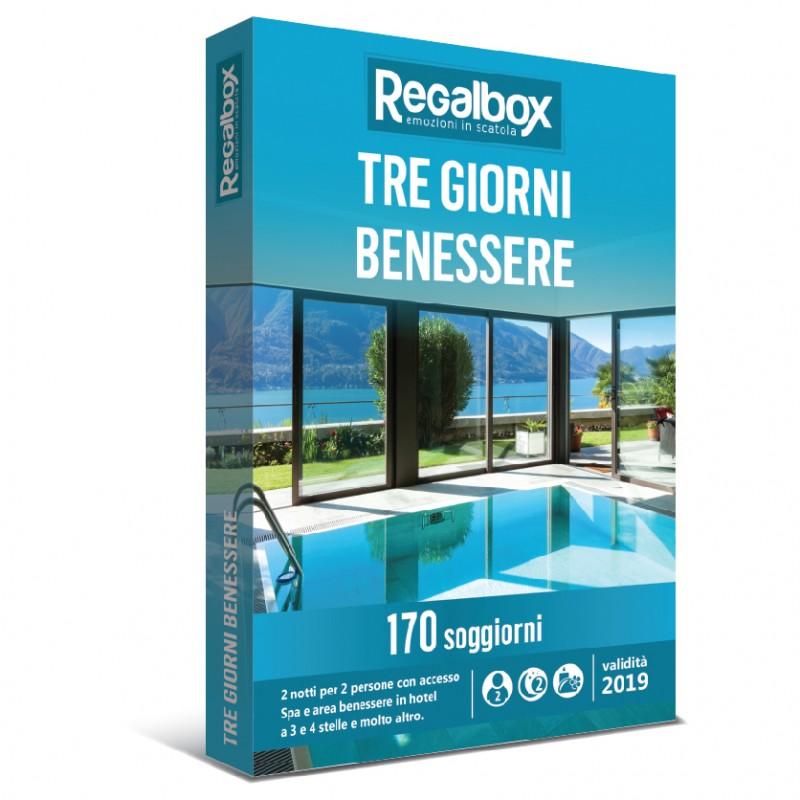 Tre giorni benessere - Regalbox - Trinacria Tour Consulting Filiale ...