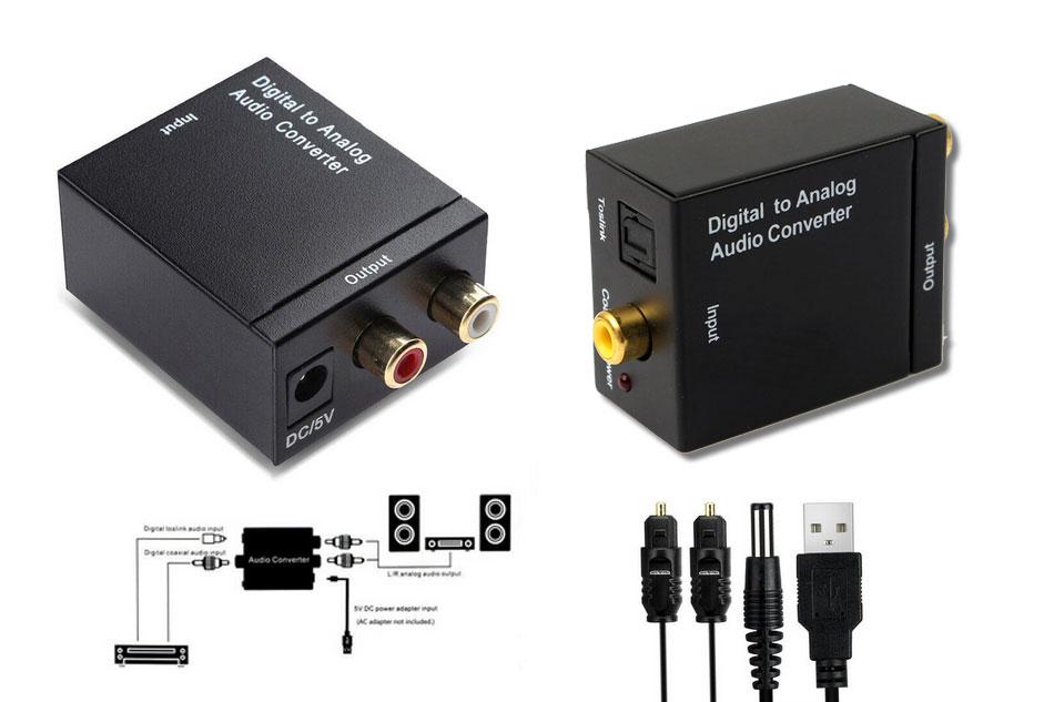 Cable4 DAC1 miniatúrny DAC prevodník