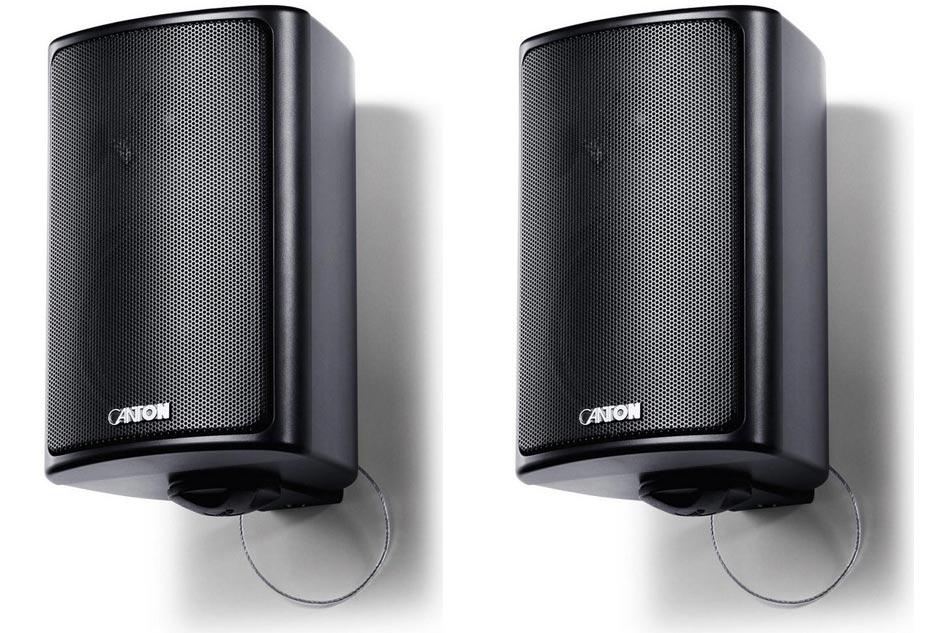 Canton Pro XL.3 - inštalačné interiérové / exteriérové 2-pásmové reproduktory