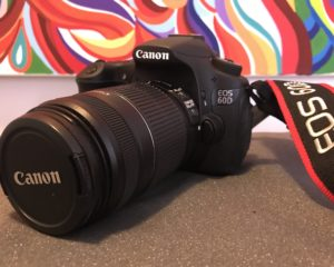 DSLR Canon EOS 60D
