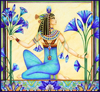 Secrets of the ancient egyptian sacred blue lotus kathy j forti phd secrets of the ancient egyptian sacred blue lotus mightylinksfo