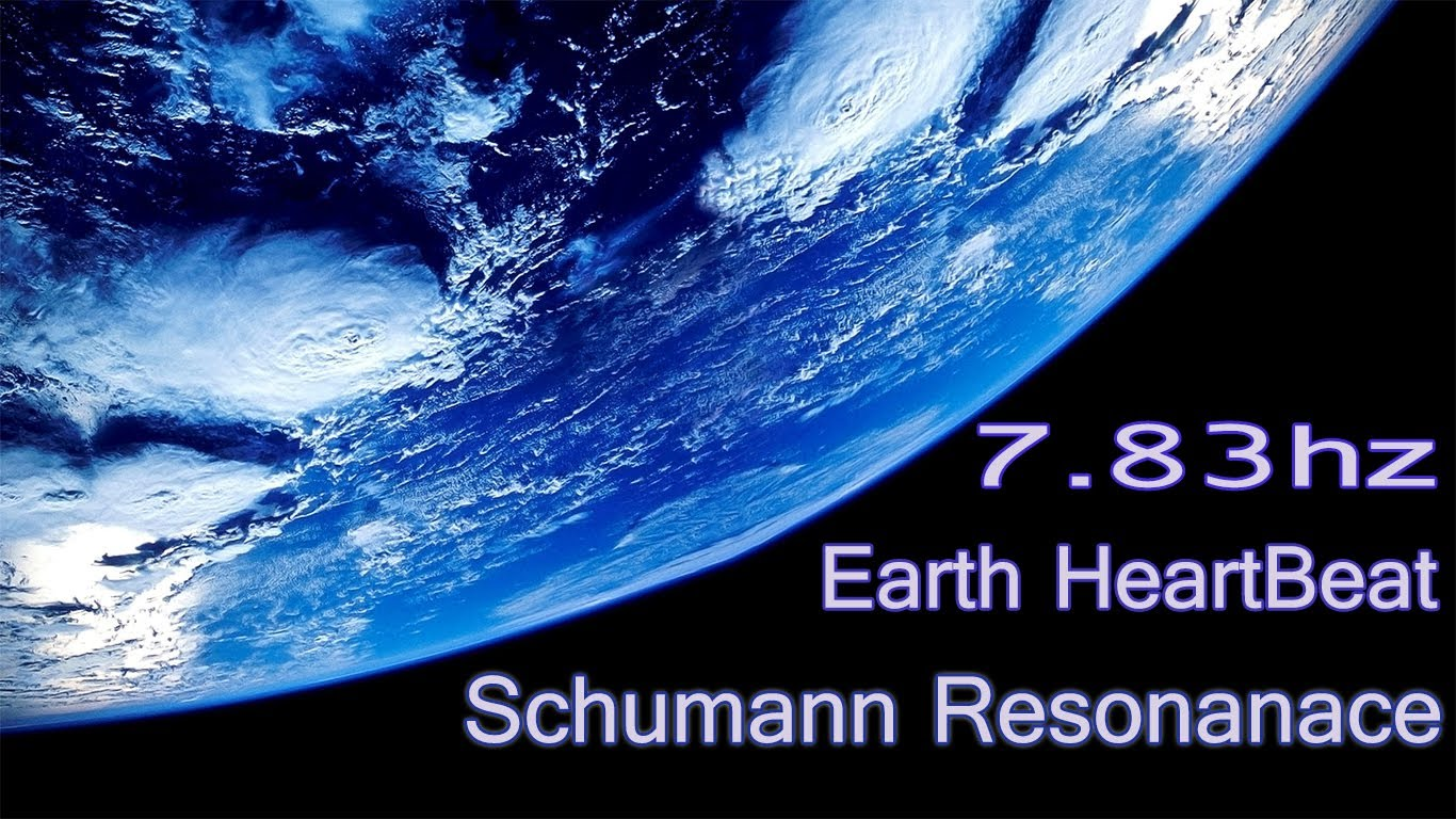 why is earth u0027s schumann resonance accelerating kathy j forti phd