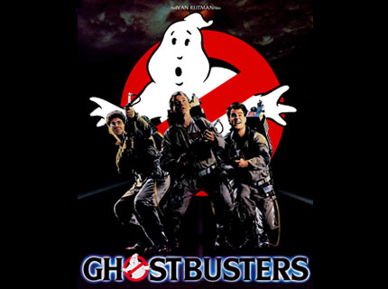Ghostbusters (original) outdoor screening – Friday 18th August