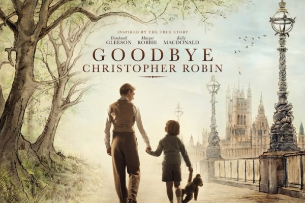 Goodbye Christopher Robin – Friday 23rd March