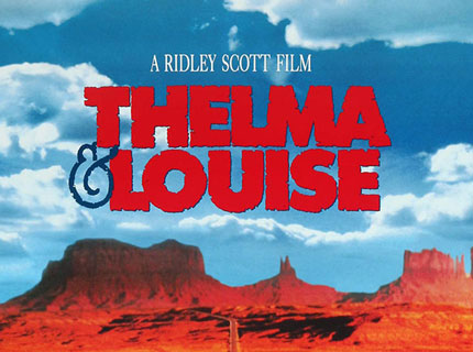 Friday 10th August – Thelma and Louise (Outdoor screening)
