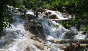 Dunns River Falls and Park, Jamaica