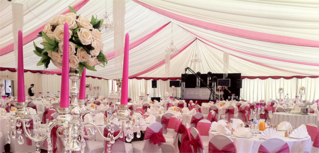 Lakeview Marquee Venue Hire