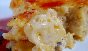 Trinidad Macaroni Pie Recipe