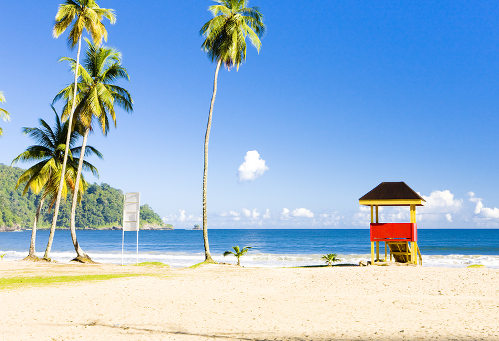 Maracas Bay - Trinidad Beaches