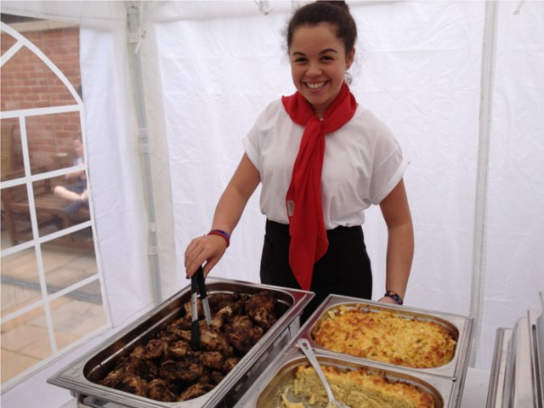 Party Catering in Hertfordshire